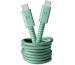 FRESH´N R USB-C Fabriq cable 1.5m 2CCC150MM Misty Mint