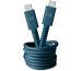 FRESH´N R USB-C Fabriq cable 1.5m 2CCC150PB Petrol Blue