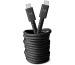 FRESH´N R USB-C Fabriq cable 3.0m 2CCC300SG Storm grey