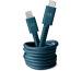 FRESH´N R Apple Lightning 1.5m 2CLC150PB Fabriq cable Petrol Blue