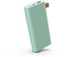 FRESH´N R Powerbank 12000 mAh 2PB12000M USB-C Misty Mint