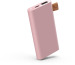 FRESH´N R Powerbank 3000 mAh 2PB3000DP USB-C Dusty Pink