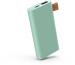 FRESH´N R Powerbank 3000 mAh 2PB3000MM USB-C Misty Mint