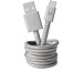 FRESH´N R USB-C Fabriq cable 1.5m 2UCC150IG Ice Grey