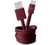 FRESH´N R USB-C Fabriq cable 1.5m 2UCC150RR Ruby Red