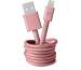FRESH´N R USB-Apple Lightning cable 1.5m 2ULC150DP Dusty Pink