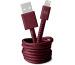FRESH´N R USB-Apple Lightning cable 1.5m 2ULC150RR Ruby Red