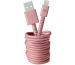 FRESH´N R USB-Apple Lightning cable 3m 2ULC300DP Dusty Pink