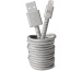 FRESH´N R USB-Apple Lightning cable 3m 2ULC300IG Ice Grey