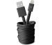FRESH´N R USB-Apple Lightning cable 3m 2ULC300SG Storm Grey