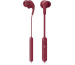 FRESH´N R Flow Tip Wireless headphones 3EP510RR with ear tip Ruby Red