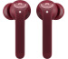 FRESH´N R Twins Tip In-ear headphones 3EP700RR Wireless, ear tip Ruby Red