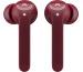 FRESH´N R Twins Tip In-ear headphones 3EP700RR Wireless, ear tip Ruby Red