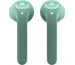 FRESH´N R Twins headphones 3EP710MM Wireless, In-Ear Misty Mint