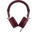 FRESH´N R Caps 2 on-ear headphones 3HP120RR Ruby Red