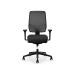 GIROFLEX Bürostuhl 68-3519 68-3519 schwarz, mit Armlehne