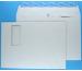 GOESSLER Couvert Renova m/Fenster C4 1381 120g, grau 250 Stück