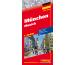 HALLWAG Stadtplan München 12,5x21cm 382830581