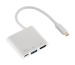 HAMA USB-C Adapter USB-A/C PD HDMI 135728