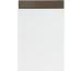 HANSA Schreibplatte A4 41-1201.1 weiss