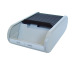 HELIT Visitenkartenbox H6218098 schwarz/grau 67x136x240mm