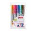 HERLITZ Fineliner/Fasermaler my.pen 11367232 10 farben ass.