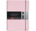 HERLITZ my.book flex A5 11408622 Rosé 40 Bl.kariert