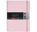 HERLITZ my.book flex A4 11408648 Rosé 40 Bl.kar/lin
