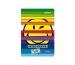 HERLITZ Hausaufgabenheft A5 50016044 Rainbow Jalousie SmileyWorld