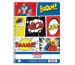HERLITZ Spiralblock A4 50016518 Comic 80 Blatt kariert