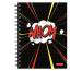 HERLITZ Spiralboutiquebuch A5 50016556 Comic, 100 Blatt