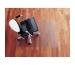 HETZEL Bodenschutzmatten 1300094 120x120cm Hartböden