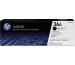 HP Toner-Modul 36A schwarz CB436AD LaserJet P1505 2 Stück