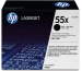 HP Toner-Modul 55X schwarz CE255X LaserJet P3015 12´500 Seiten