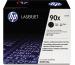 HP Toner-Modul 90X schwarz CE390X LaserJet M4555 24´000 Seiten