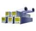 HP Papier universal 80g 45m Q1396A DesignJet 5500 24 Zoll