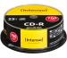 INTENSO CD-R Slim 80MIN/700MB 1001124 52X 25 Pcs