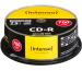INTENSO CD-R Cake Box 80MIN/700MB 1801124 52x Printable 25 Pcs
