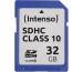 INTENSO SDHC Card Class 10 32GB 3411480