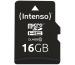 INTENSO Micro SDHC Card 16GB 3413470 Class 10