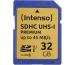 INTENSO SDHC Card PREMIUM 32GB 3421480 UHS-I