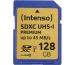 INTENSO SDXC Card PREMIUM 128GB 3421491 UHS-I