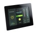 INTENSO Digital Photo Frame 8 inch 3919800 Weather Star