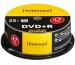 INTENSO DVD+R Cake Box 4.7GB 4111154 16x 25 Pcs