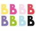 JABADABAD Buchstabe B A5001 12cm
