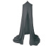 JABADABAD Betthimmel K049 grau 230cm