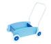 JABADABAD Lauflernwagen W7045 blau