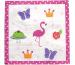 JABADABAD Servietten Flamingo Z17047 16.6x16.5cm 20 Stück