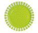 JABADABAD Teller Dot´s 23cm Z17117 blau/grün/gelb 8 Stück