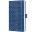 JOLIE Wochenkalender 2021 J1100 indigo blue,95x150x16mm